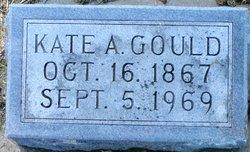 Anna Katherine Kate <i>Wadel</i> Gould