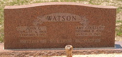 John Green Watson