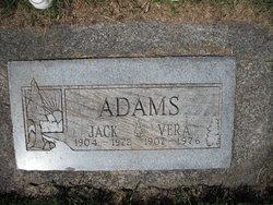 Vera Martha <i>Osborn</i> Adams