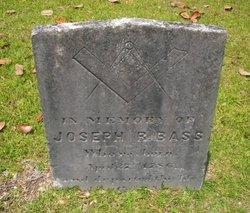 Joseph R. Bass, II