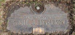 Jessie J <i>Recoy</i> Boop Henderson