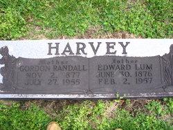 Edward Lum Harvey