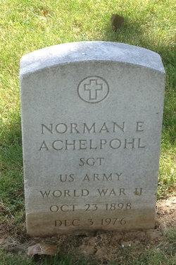 Norman E. Achelpohl