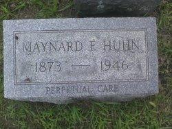 Maynard Franklin Huhn