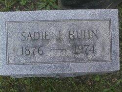 Sadie J. <i>Phillips</i> Huhn