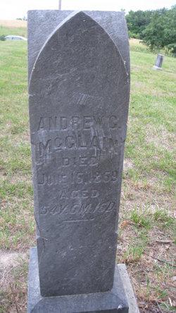 Andrew Clark McClain