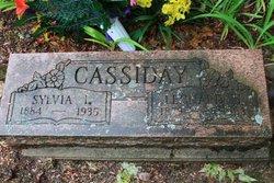 Sylvia Ione <i>Gray</i> Cassiday