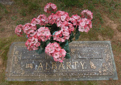 Lucille <i>Hutchens</i> Albarty