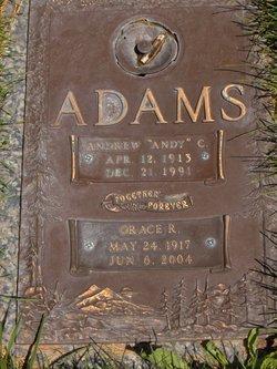 Grace Alberta <i>Robbins</i> Adams