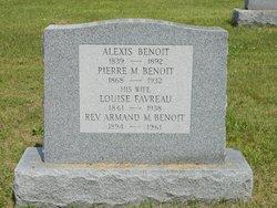 Denise Louise <i>Favreau</i> Benoit