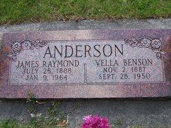 James Raymond Anderson