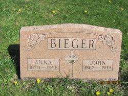 Anna <i>Hauck</i> Bieger