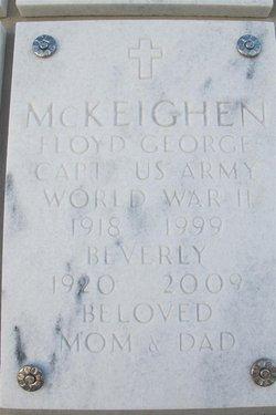 Floyd George McKeighen