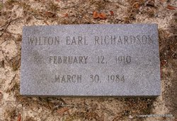 Wilton Earl Bill Richardson