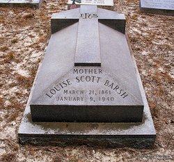 Lousie Sumter Deedelee <i>Scott</i> Barsh