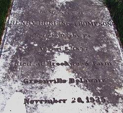 Henry Burling Thompson
