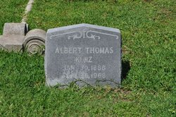 Albert Thomas Kunz
