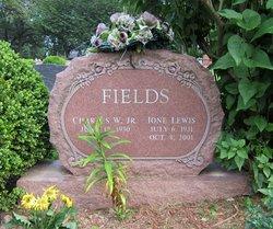 Ione <i>Lewis</i> Fields