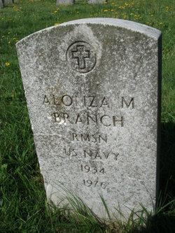 Alonzo M. Branch