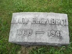 Mary Elizabeth Ashenfelder
