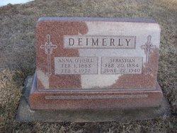 Anna <i>O'Neill</i> Deimerly
