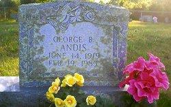 George B Andis