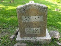 Frank Noah Axley