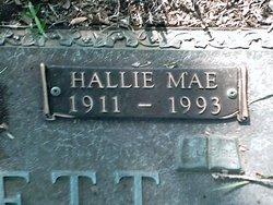 Hallie Mae Bennett