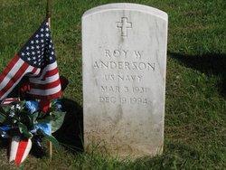 Roy W Anderson