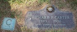 Richard F Carter