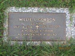 Willie L. Gordon