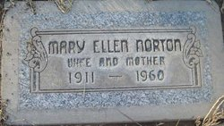 Mary Ellen Norton
