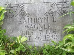 Kathryn E Wagner