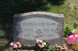 Georgia Lee <i>Warford</i> Elam