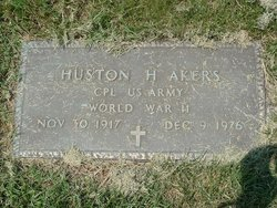 Huston H Akers