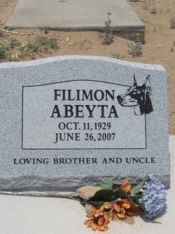 Filimon Abeyta