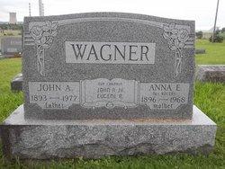 Anna E Wagner