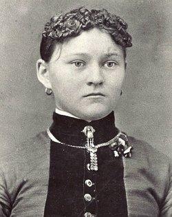 Hattie Eudora <i>Staples</i> Anderson
