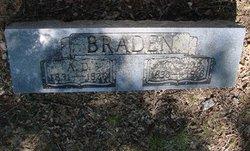 Nancy Jane <i>Davis</i> Braden