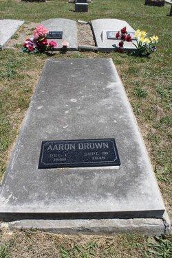 Aaron Brown