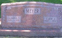 Gladys Viola <i>Thayer</i> Meyer