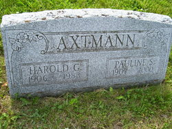 Harold G Axtmann