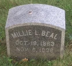 Millie L Beal