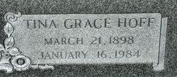 Tina Grace <i>Hoff</i> Ackerman