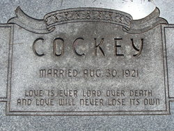 Bessie Luella <i>McKinney</i> Cockey