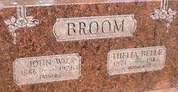 Mrs Thelia Belle <i>Crown</i> Broom