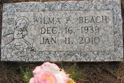 Wilma P. <i>Carter</i> Beach