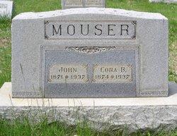 Cora <i>Underwood</i> Mouser