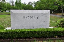 Mary Lily <i>Hussey</i> Boney