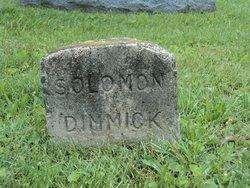 Solomon Dimmick